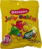 Bassetts Jelly Babies (2 Bags)