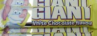 Giant White Chocolate Flavour Bar