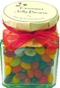 Glass Gift Jar - Gourmet Jelly Beans