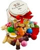 Glass Gift Jar - Penny Sweets Mix