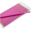 Personalised Pink Pencils with Butterfly Motif