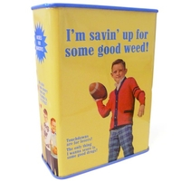 Gifts  - Saving Up For Some Good Weed Money Box